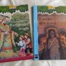 Libros antiguos: EL EMPERADOR DRAGÓN Y EL SECRETO DE LA MOMIA. MARY POPE OSBORNE. SM. EL BARCO DE VAPOR. Lote 164866282