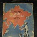 Libros antiguos: HANS Y SU LIEBRE ENCANTADA. HISTORIA DE UN VIAJE ALREDEDOR DEL MUNDO. TETZNER, L. VALENCIA, 1937. Lote 165513330