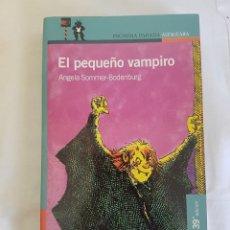 Libros antiguos: EL PEQUEÑO VAMPIRO. Lote 165635150