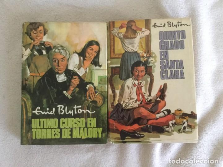 LIBROS COLECCION DE ENID BLYTON (Libros Antiguos, Raros y Curiosos - Literatura Infantil y Juvenil - Novela)