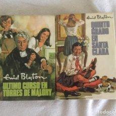 Libros antiguos: LIBROS COLECCION DE ENID BLYTON. Lote 166150182