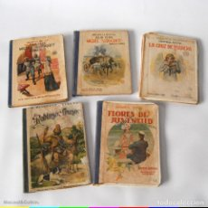 Libros antiguos: LIBROS BIBLIOTECA SELECTA - RAMÓN SOPENA - AÑOS 30/40. Lote 166419602