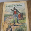 Libros antiguos: LA CABAÑA DEL TÍO TOM, HARRIET BEECHER 1935. Lote 166596562