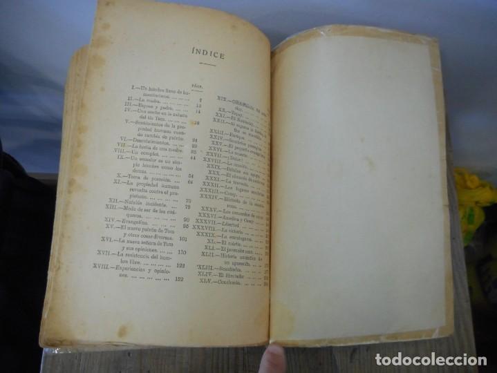 Libros antiguos: La Cabaña del Tío Tom, Harriet Beecher 1935 - Foto 7 - 166596562