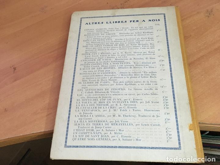 Libros antiguos: EL MINYO DEL COP DE PUNY (CLOVIS EIMERIC) OPISSO PRIMERA EDICION 1934 (LB36) - Foto 4 - 167664580