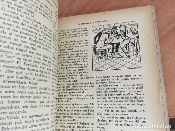 Libros antiguos: EL MINYO DEL COP DE PUNY (CLOVIS EIMERIC) OPISSO PRIMERA EDICION 1934 (LB36) - Foto 5 - 167664580