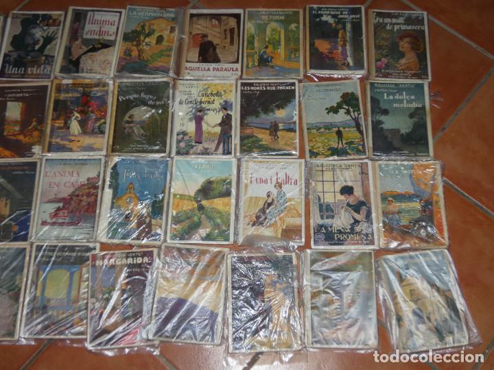 Libros antiguos: 40 de las 50 novelas de J M Folch i Torres en Biblioteca Gentil Barcelona años 20 - Foto 3 - 167690548