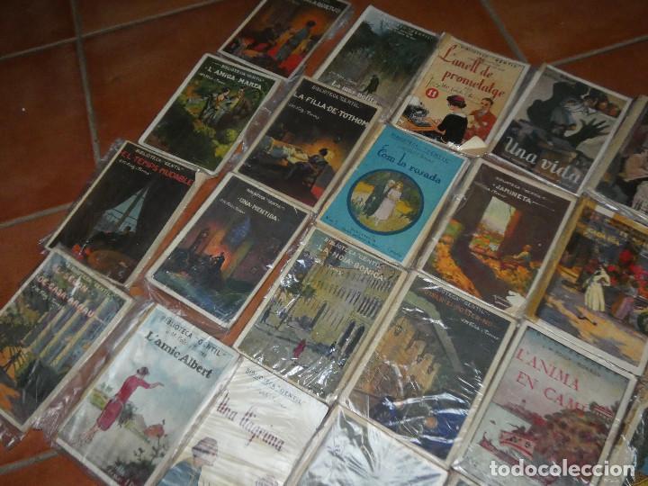 Libros antiguos: 40 de las 50 novelas de J M Folch i Torres en Biblioteca Gentil Barcelona años 20 - Foto 7 - 167690548