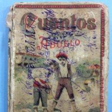 Libros antiguos: EL INSTRUCTOR - CUENTOS DEL ABUELO III PARTE - 1897. Lote 167847290