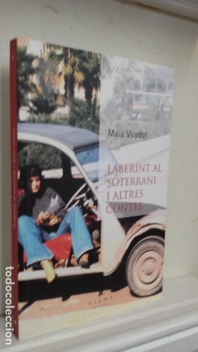 LABERINT AL SOTERRANI I ALTRES CONTES. MAIA VILADOT (Libros Antiguos, Raros y Curiosos - Literatura Infantil y Juvenil - Novela)