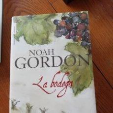 Libros antiguos: LA BODEGA (NOAH GORDON) - CÍRCULO DE LECTORES . Lote 168209876
