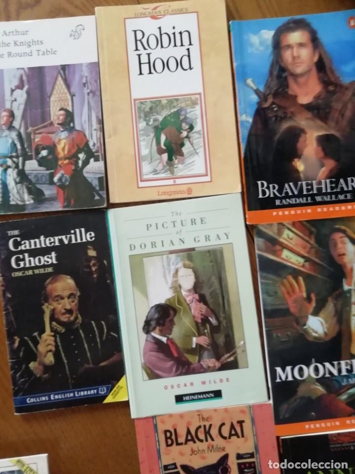 Libros antiguos: Lote libros En inglés - Foto 2 - 168244476