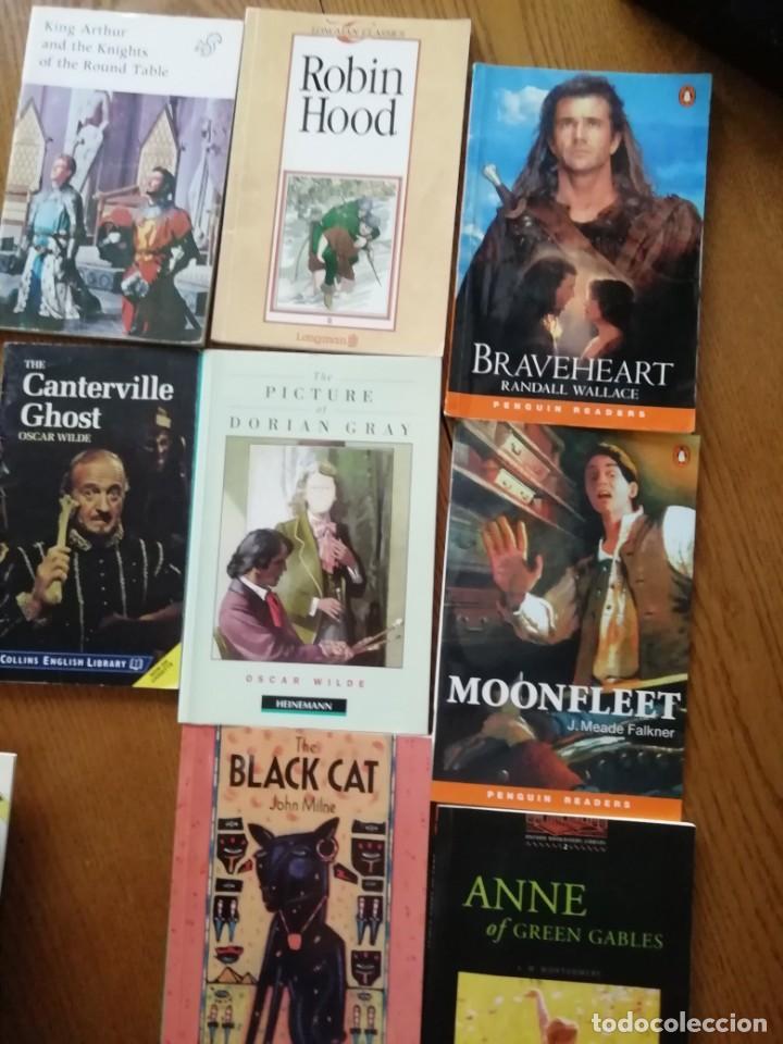 Libros antiguos: Lote libros En inglés - Foto 3 - 168244476