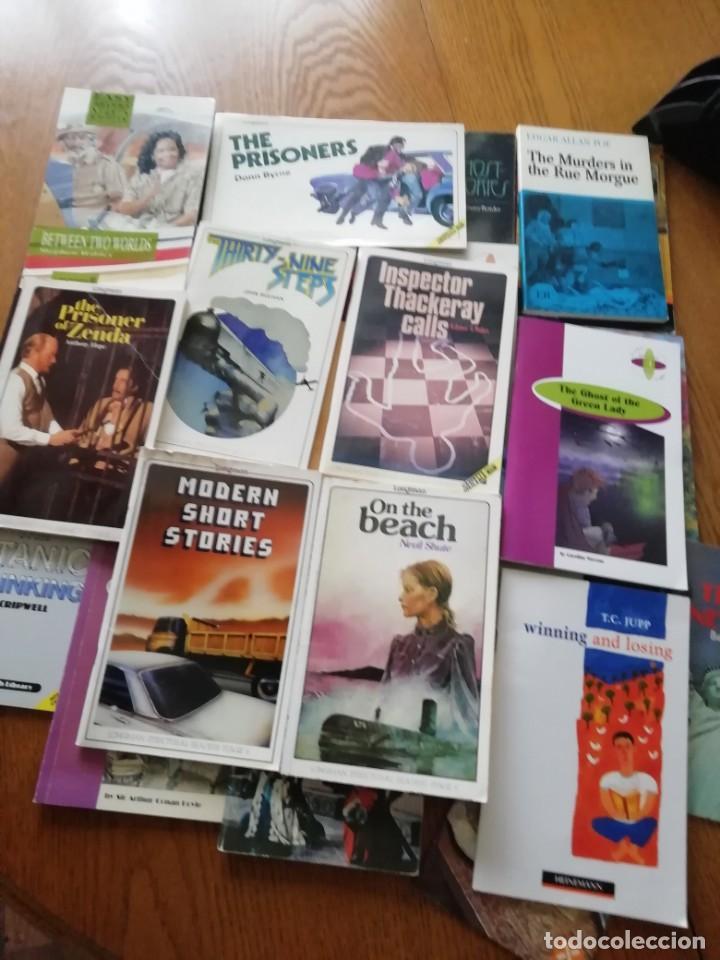 Libros antiguos: Lote libros En inglés - Foto 6 - 168244476