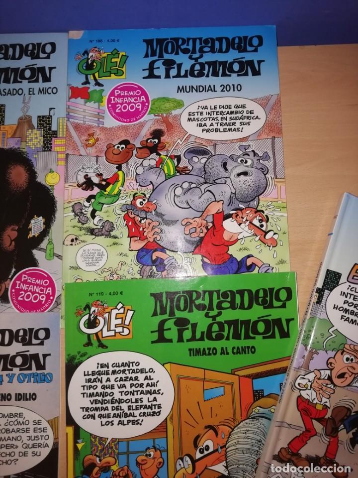 Libros antiguos: MORTADELO Y FILEMON - IBAÑEZ - COLECCION OLE - Foto 2 - 168323420
