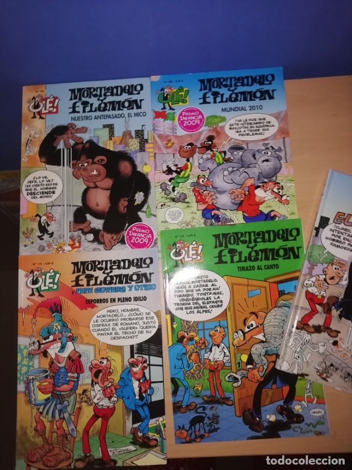 Libros antiguos: MORTADELO Y FILEMON - IBAÑEZ - COLECCION OLE - Foto 3 - 168323420
