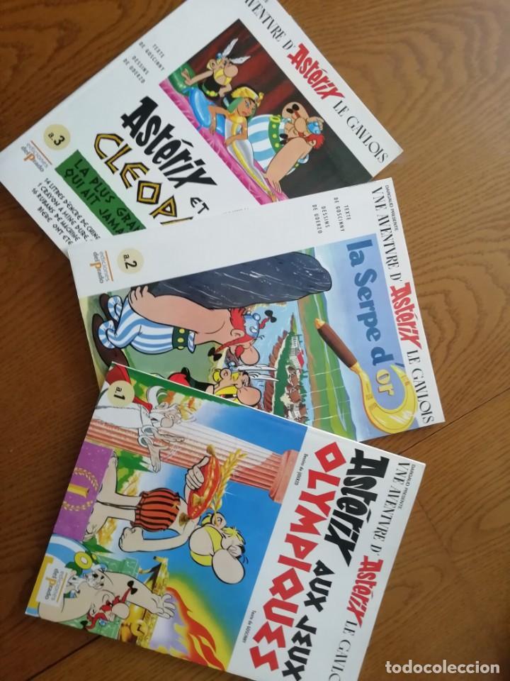 Libros antiguos: AXTERIX y obelix comics en francés - Foto 2 - 168332372