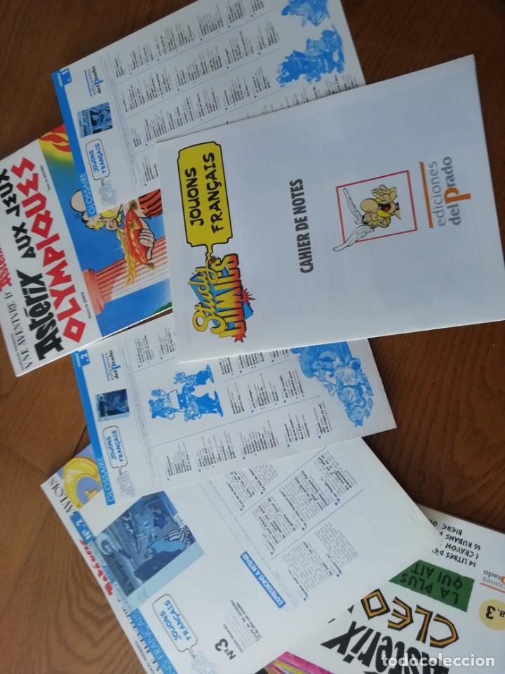 Libros antiguos: AXTERIX y obelix comics en francés - Foto 3 - 168332372