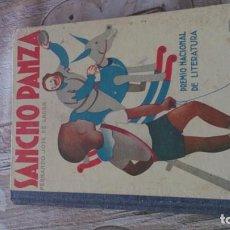 Libros antiguos: SANCHO PANZA, POR FERNANDO JOSÉ DE LARRA, 1933. Lote 169152284