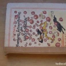 Libros antiguos: NOVELA DE AVENTURAS. Lote 169213408