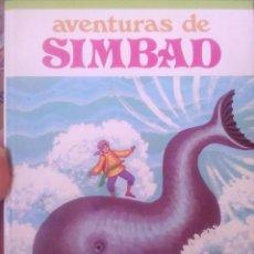 Libros antiguos: AVENTURAS DE SIMBAD. Lote 171434408