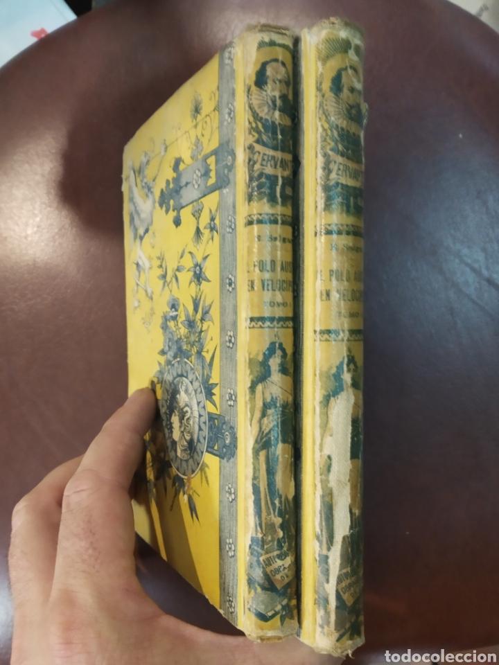 Libros antiguos: AL POLO AUSTRAL EN VELOCIPEDO. 2 TOMOS. AUTORES CELEBRES 205-6. Calleja. Madrid, Princ. S.XX - Foto 2 - 171528873