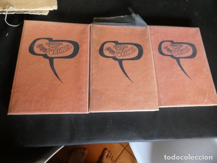 OBRA EN TRES TOMOS FORGES LA HISTORIA FORGESPORANEA EN MUY BUEN ESTADO PESA 3 KG (Libros Antiguos, Raros y Curiosos - Literatura Infantil y Juvenil - Novela)