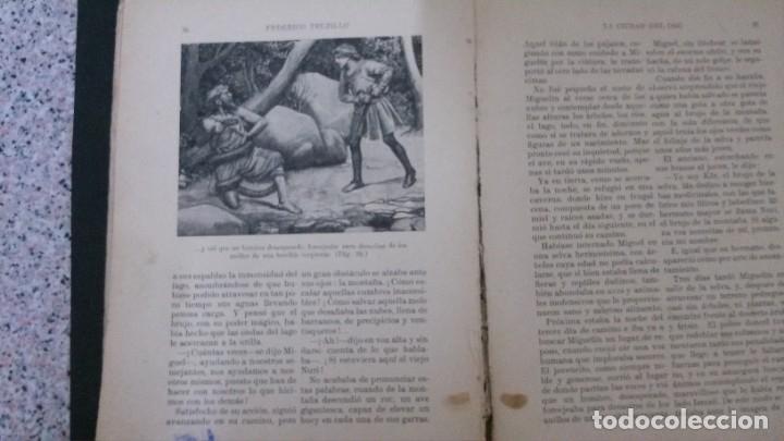 Libros antiguos: LA CIUDAD DEL ORO (LA HAZAÑA DE MIGUELÍN)-FEDERICO TRUJILLO-(EDITORIAL RAMÓN SOPENA-1934) - Foto 5 - 173071550