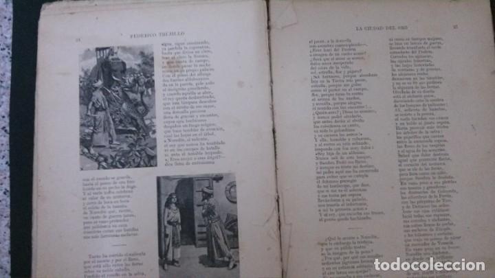 Libros antiguos: LA CIUDAD DEL ORO (LA HAZAÑA DE MIGUELÍN)-FEDERICO TRUJILLO-(EDITORIAL RAMÓN SOPENA-1934) - Foto 6 - 173071550