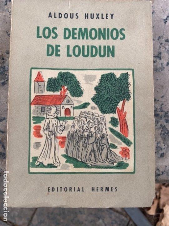 LOS DEMONIOS DE LOUDUN (Libros Antiguos, Raros y Curiosos - Literatura Infantil y Juvenil - Novela)