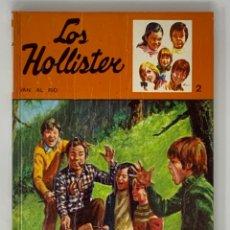 Libros antiguos: LOS HOLLISTER Nº 2. 11ª EDICIÓN AÑO 1980. Lote 174464072
