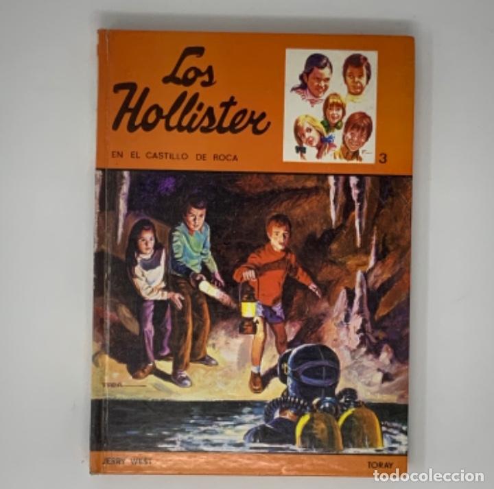 LOS HOLLISTER Nº 3. 9ª EDICIÓN AÑO 1979 (Libros Antiguos, Raros y Curiosos - Literatura Infantil y Juvenil - Novela)
