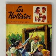 Libros antiguos: LOS HOLLISTER Nº 4. 11ª EDICIÓN AÑO 1980. Lote 174464664