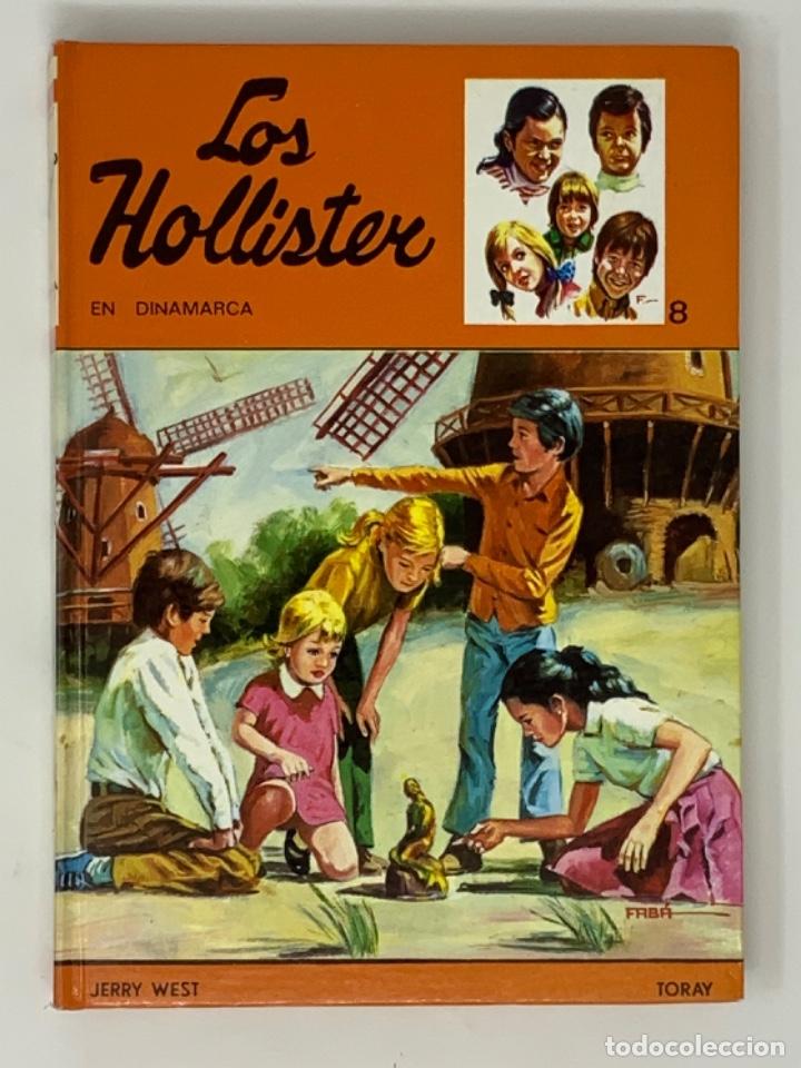 LOS HOLLISTER Nº 5. 8ª EDICIÓN AÑO 1979 (Libros Antiguos, Raros y Curiosos - Literatura Infantil y Juvenil - Novela)
