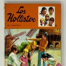 Libros antiguos: LOS HOLLISTER Nº 5. 8ª EDICIÓN AÑO 1979. Lote 174464955