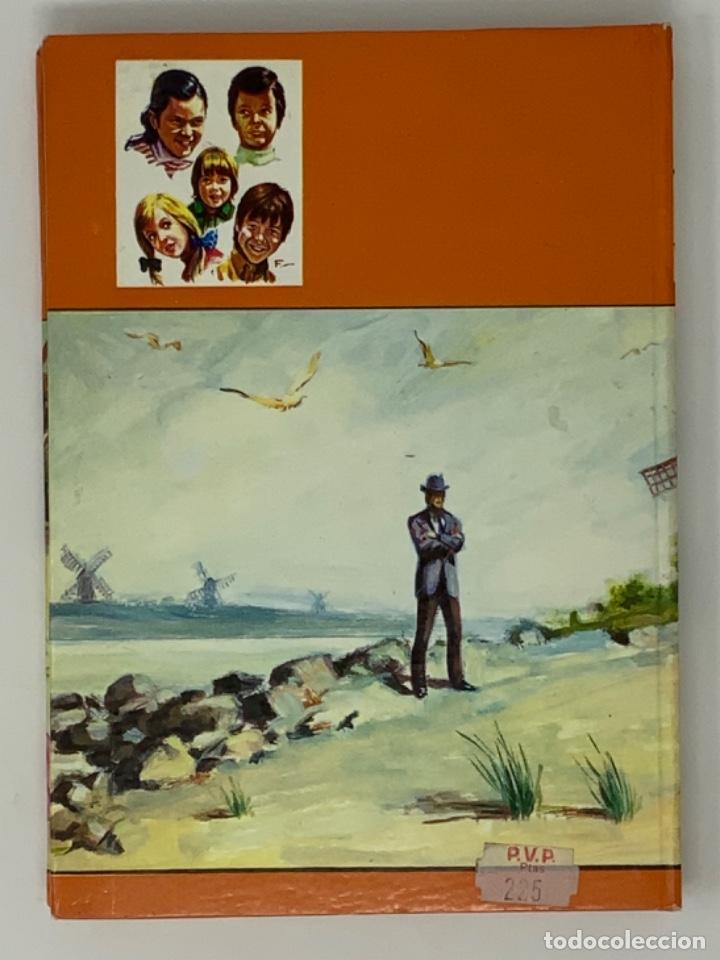 Libros antiguos: LOS HOLLISTER Nº 5. 8ª EDICIÓN AÑO 1979 - Foto 3 - 174464955