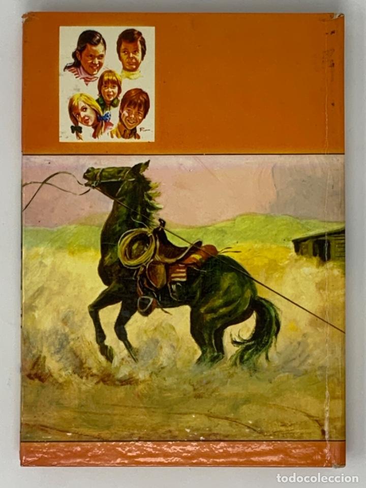Libros antiguos: LOS HOLLISTER Nº 10. 5ª EDICIÓN - Foto 3 - 174465150