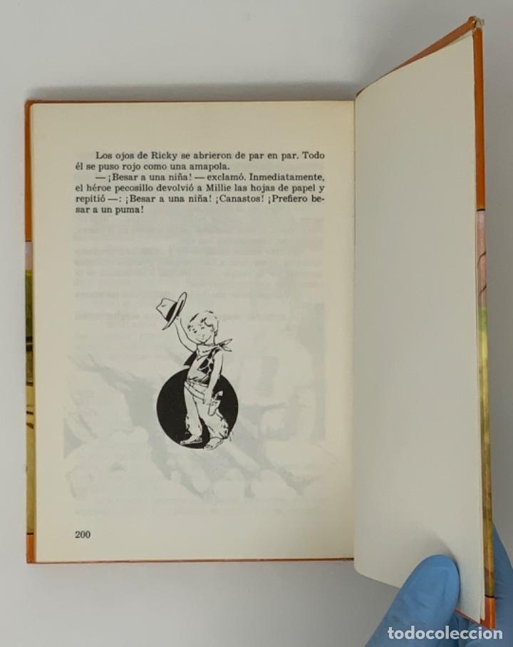 Libros antiguos: LOS HOLLISTER Nº 10. 5ª EDICIÓN - Foto 4 - 174465150