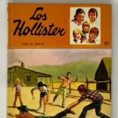 Libros antiguos: LOS HOLLISTER Nº 10. 5ª EDICIÓN. Lote 174465150