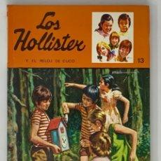 Libros antiguos: LOS HOLLISTER Nº 13. 6ª EDICIÓN AÑO 1978. Lote 174465888