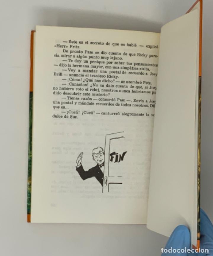 Libros antiguos: LOS HOLLISTER Nº 13. 6ª EDICIÓN AÑO 1978 - Foto 5 - 174465888