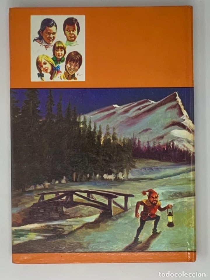 Libros antiguos: LOS HOLLISTER Nº 33. 6ª EDICIÓN AÑO 1978 - Foto 3 - 174466067