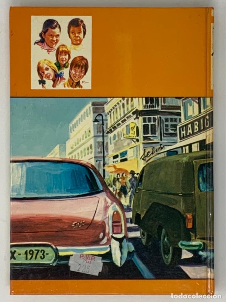Libros antiguos: LOS HOLLISTER Nº 21. 8ª EDICIÓN AÑO 1979 - Foto 3 - 174466359