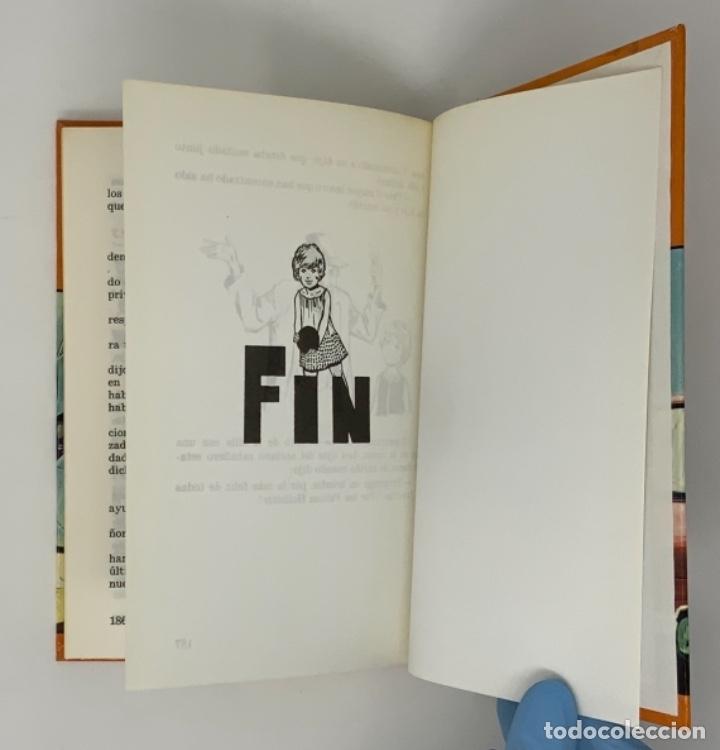 Libros antiguos: LOS HOLLISTER Nº 21. 8ª EDICIÓN AÑO 1979 - Foto 4 - 174466359