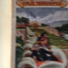 Libros antiguos: AVENTURAS EXTRAORDINARIAS DE BUFFALO BILL. UN VIAJE TERRORIFICO.. Lote 174501422