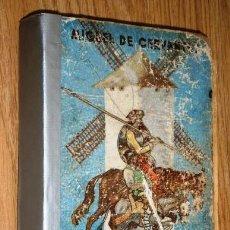 Libros antiguos: DON QUIJOTE DE LA MANCHA PARA USO DE LOS NIÑOS POR M. CERVANTES DE ED HERNANDO EN MADRID 1956 25ª ED. Lote 178168300