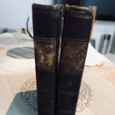 Libros antiguos: NUESTRA SEÑORA DE PARÍS - VÍCTOR HUGO - EN 2 TOMOS - 1846. Lote 178435920