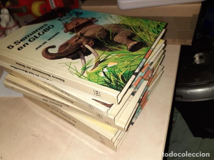 SELECCIONES JUVENILES EVA,COLECCIÓN COMPLETA A FALTA DE 1 NÚMERO.1974 A 1980. (Libros Antiguos, Raros y Curiosos - Literatura Infantil y Juvenil - Novela)