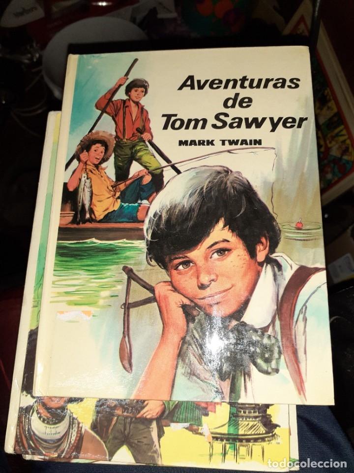 Libros antiguos: Selecciones juveniles EVA,Colección completa a falta de 1 número.1974 a 1980. - Foto 7 - 179137391