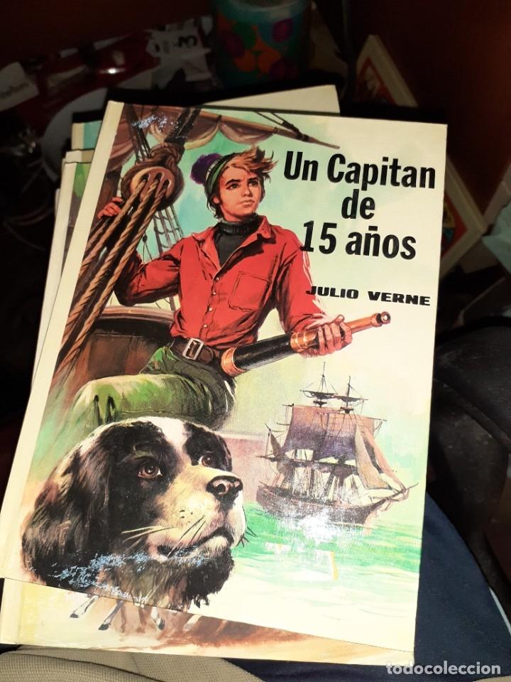 Libros antiguos: Selecciones juveniles EVA,Colección completa a falta de 1 número.1974 a 1980. - Foto 11 - 179137391